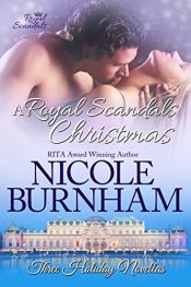 bargain ebooks A Royal Scandals Christmas Romance by Nicole Burnham