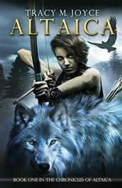 bargain ebooks Altaica Fantasy Adventure by Tracey M. Joyce