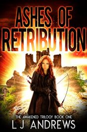 bargain ebooks Ashes of Retribution Young Adult/Teen by LJ Andrews