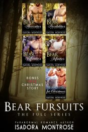 bargain ebooks Bear Fursuits Books 1-4 Bundle: 5 BBW/Bearshifter Romances