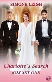 amazon bargain ebooks Charlotte's Search Erotic Romance by Simone Leigh
