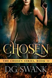 bargain ebooks Chosen Paranormal Fantasy by Denise Grover Swank