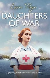 amazon bargain ebooks Daughters of War Historical Fiction by Lizzie Page