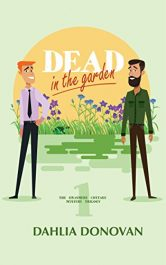 bargain ebooks Dead in the Garden Cozy Mystery by Dahlia Donovan