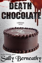 amazon bargain ebooks Death by Chocolate Cozy Mystery by Sally Berneathy
