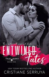 bargain ebooks Entwined Fates Erotic Romance by Cristiane Serruya
