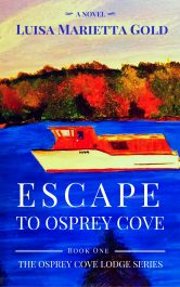 bargain ebooks Escape to Osprey Cove Mystery / Romantic Suspense by Luisa Marietta Gold