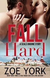 bargain ebooks Fall Hard Erotic Romance by Zoe York