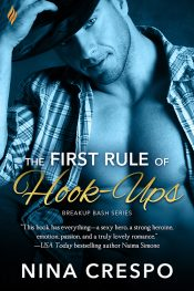 amazon bargain ebooks The First Rule of Hook-Ups Romance by Nina Crespo