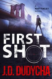 bargain ebooks First Shot Thriller by J.D. Dudycha