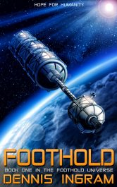 bargain ebooks Foothold: The Story of Mankind's First Expedition to the Stars Science Fiction Adventure by Dennis Ingram