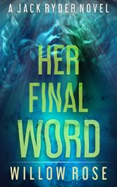 bargain ebooks Her Final Word Mystery Thriller by Willow Rose