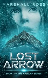 bargain ebooks Lost Arrow Science Fiction by Marshall Ross