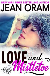 amazon bargain ebooks Love and Mistletoe Sweet Contemporary Romance by Jean Oram