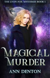 bargain ebooks Magical Murder Urban Fantasy Mystery by Ann Denton