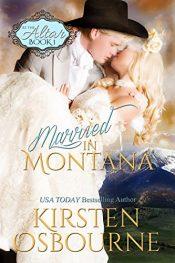 amazon bargain ebooks Married In Montana Romance by Kirsten Osbourne