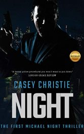 amazon bargain ebooks Night Action Adventure / Thriller by Casey Christie