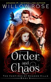 bargain ebooks Order and Chaos Paranormal Romance by Willow Rose