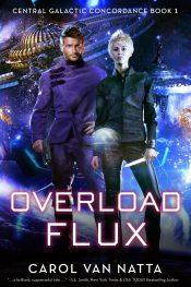 bargain ebooks Overload Flux Science Fiction by Carol Van Natta