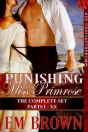 amazon bargain ebooks Punishing Miss Primrose Erotic Romance by Adriane Leigh