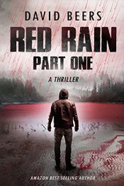 bargain ebooks Red Rain Dark Psychological Thriller / Horror by David Beers