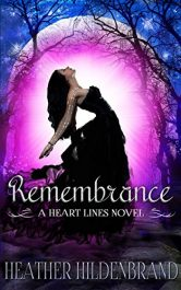 bargain ebooks Remembrance Heather Hildenbrand by Young Adult/Teen