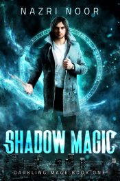 bargain ebooks Shadow Magic Urban Fantasy/Horror by Nazi Noor