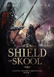 amazon bargain ebooks Shield of Skool Horror Fantasy by Gordon Brewer
