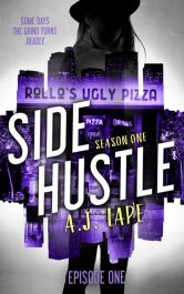 bargain ebooks Side Hustle Cozy Mystery by A. J. Lape