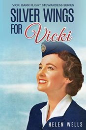 bargain ebooks Silver Wings for Vicki Romantic Mystery by Helen Wells
