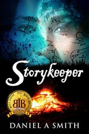 amazon bargain ebooks Storykeeper Historical Fiction by Daniel A. Smith