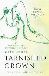 amazon bargain ebooks Tarnished Crown YA/Teen by Erin Watt