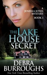 bargain ebooks The Lake House Secret Romantic Cozy Mystery by Debra Burroughs
