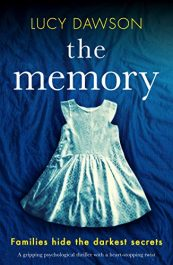 amazon bargain ebooks The Memory Thriller by Lucy Dawson