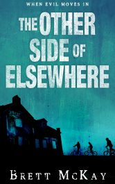 bargain ebooks The Other Side of Elsewhere Thriller by Brett McKay