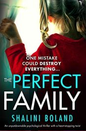 bargain ebooks The Perfect Family Psychological Thriller by Shalini Boland