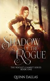 amazon bargain ebooks  The Shadow of the Rogue Science Fiction by Quinn Dallas