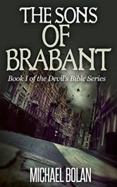 bargain ebooks The Sons of Brabant Historical Fiction by Michael Bolan