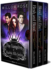 bargain ebooks The Vampires of Shadow Hills books 1-3  Young Adult Mystery by Willow Rose