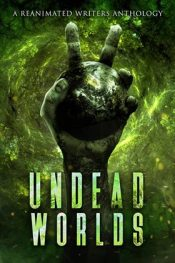 bargain ebooks Undead Worlds Post-Apocalyptic Horror by Multiple Authors