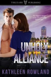 amazon bargain ebooks Unholy Alliance Mystery Romance by Kathleen Rowland