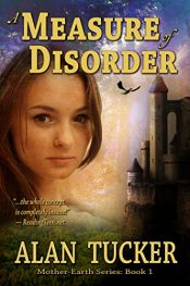 bargain ebooks A Measure of Disorder Fantasy Adventure by Alan Tucker