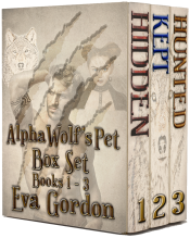 bargain ebooks Alpha Wolf's Pet, Trilogy Box Set Romance by Eva Gordon