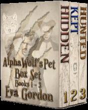 bargain ebooks Alpha Wolf's Pet, Trilogy Box Set Romance by Eva Gordon