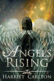 amazon bargain ebooks Angels Rising YA/Teen Fantasy by Harriet Carlton