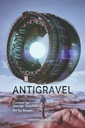 bargain ebooks Antigravel Omnibus 1 Science Fiction Anthology by George Saoulidis