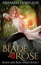 amazon bargain ebooks Blade & Rose Fantasy Romance by Miranda Honfleur