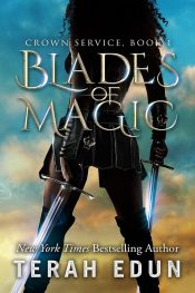 bargain ebooks Blades of Magic: Crown Service #1 Young Adult/Teen Fantasy by Terah Edun