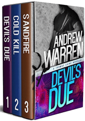 bargain ebooks Caine: Rapid Fire Thrillers Boxset 1: Books 1-3 Action Adventure/Thriller by Andrew Warren