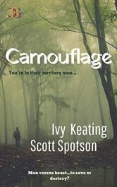 bargain ebooks Camouflage Science Fiction Mystery by Ivy Keating